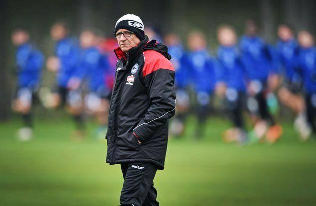 DSC-Trainer vor Pokalspiel gegen Werder Bremen im Interview +++  Meier: »Wir müssen keine Angst haben«