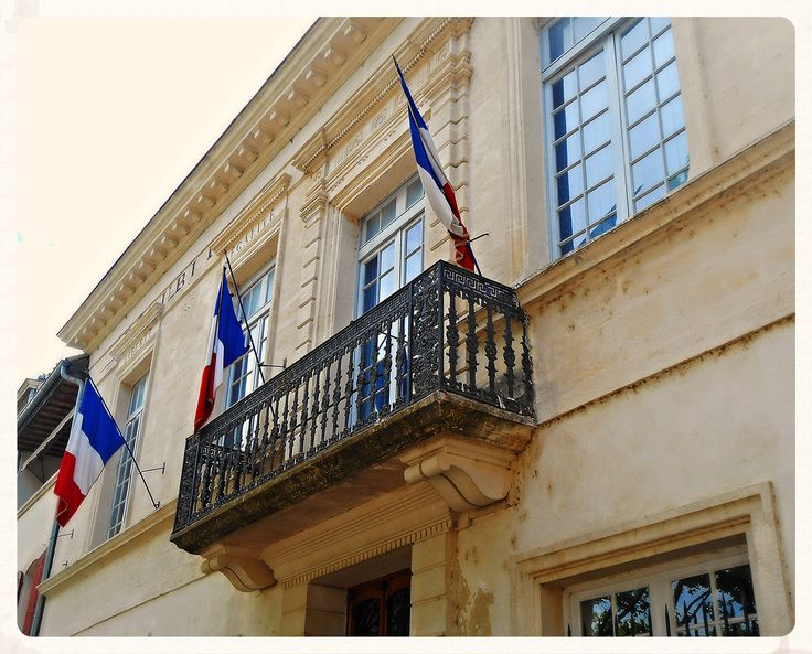https://flic.kr/p/wbV9uR | Aigues Mortes  - Languedoc Roussilion  -                         South France | Mairie - Tower Hall  - Municipio - Ayuntamiento