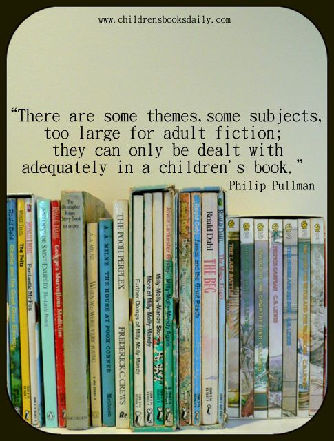nice quotes about children reading by Phillip Pullman.