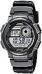 Casio Men's AE-1000W-1AVCF Resin Sport Watch $12 #LavaHot http://www.lavahotdeals.com/us/cheap/casio-mens-ae-1000w-1avcf-resin-sport-watch/215052?utm_source=pinterest&utm_medium=rss&utm_campaign=at_lavahotdealsus