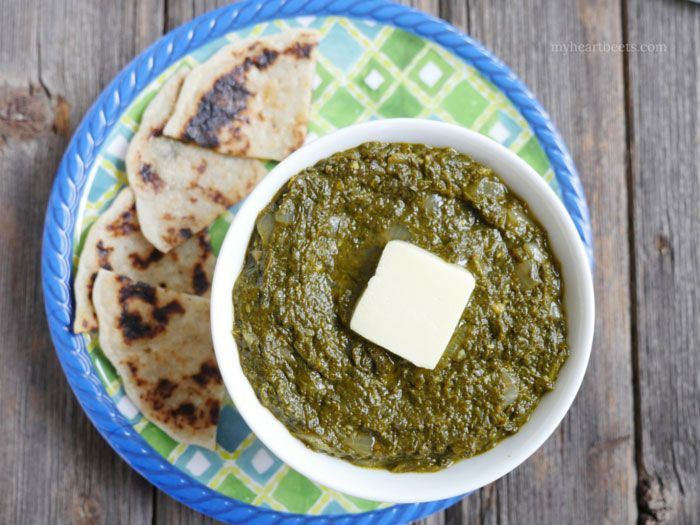 Instant Pot Saag Recipe on Yummly. @yummly #recipe