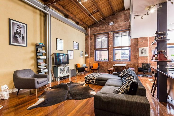 The Oxford - Warehouse Conversion Collingwood - Apartments for Rent in Collingwood, Victoria, Australia