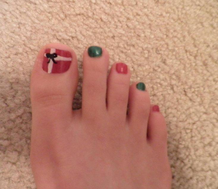 17 best Pedicure ideas images on Pinterest | Christmas nails, Make ...