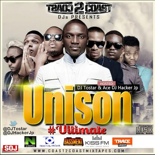 MIXTAPE: DJ Tostar & DJ Hacker Jp – Unison Tag Ultimate Mix | TayoTv