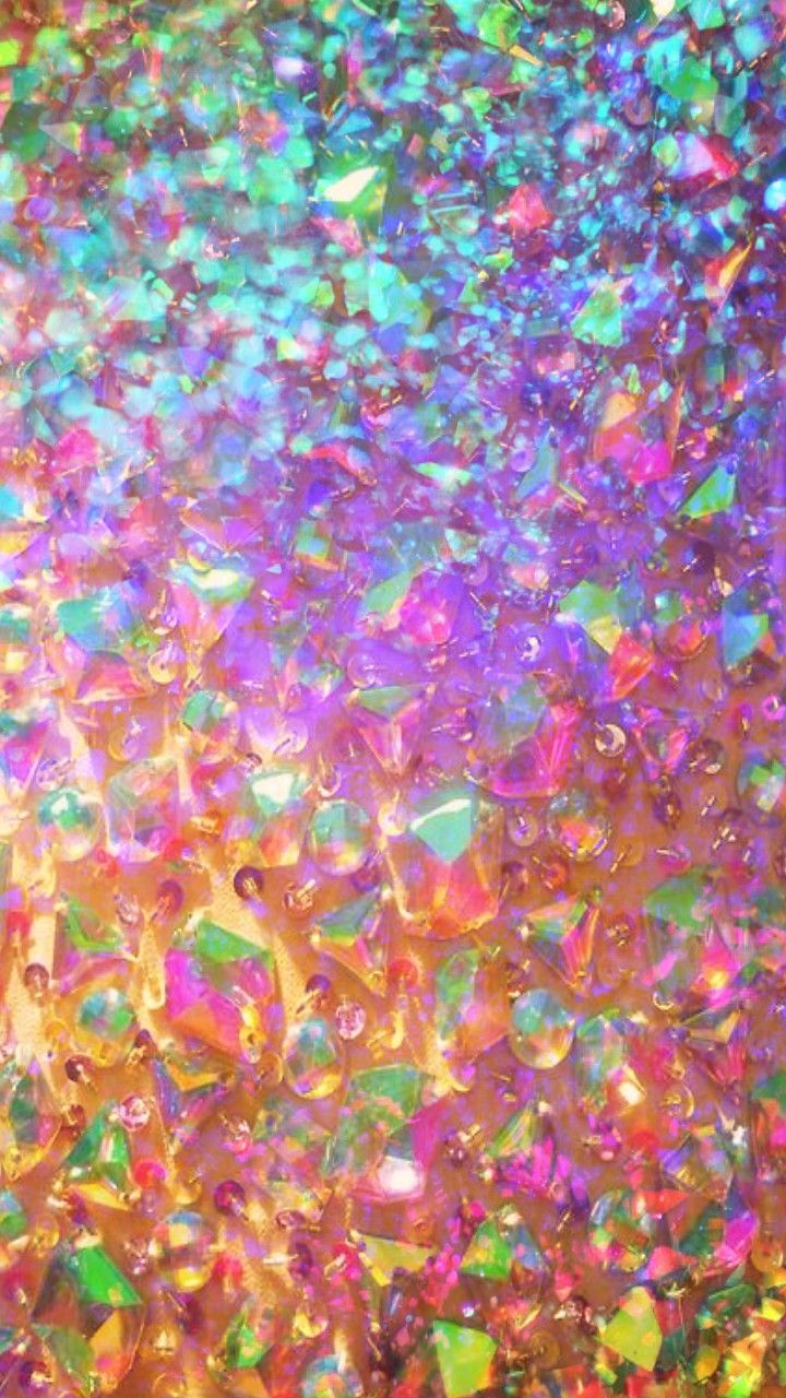 Rainbow Wallpaper Sparkle