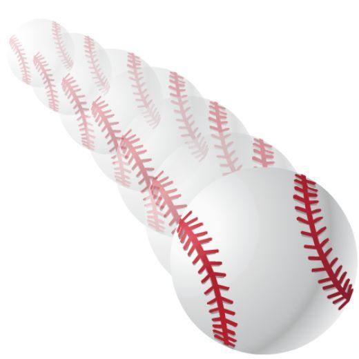 These free softball and baseball clip art images include baseball bat clip art, baseball gloves, baseballs, and combinations of these images and text about softball and baseball. These images are useful for Little League fliers and web sites, and anywhere else you want to illustrate the sport of baseball.