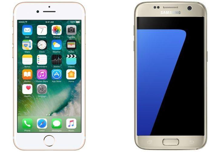 GSM Top 10 2016 Oktober - Top 10 telefoons van dit moment 2016