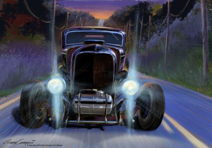 Back Roads by GaryCampesi on DeviantArt