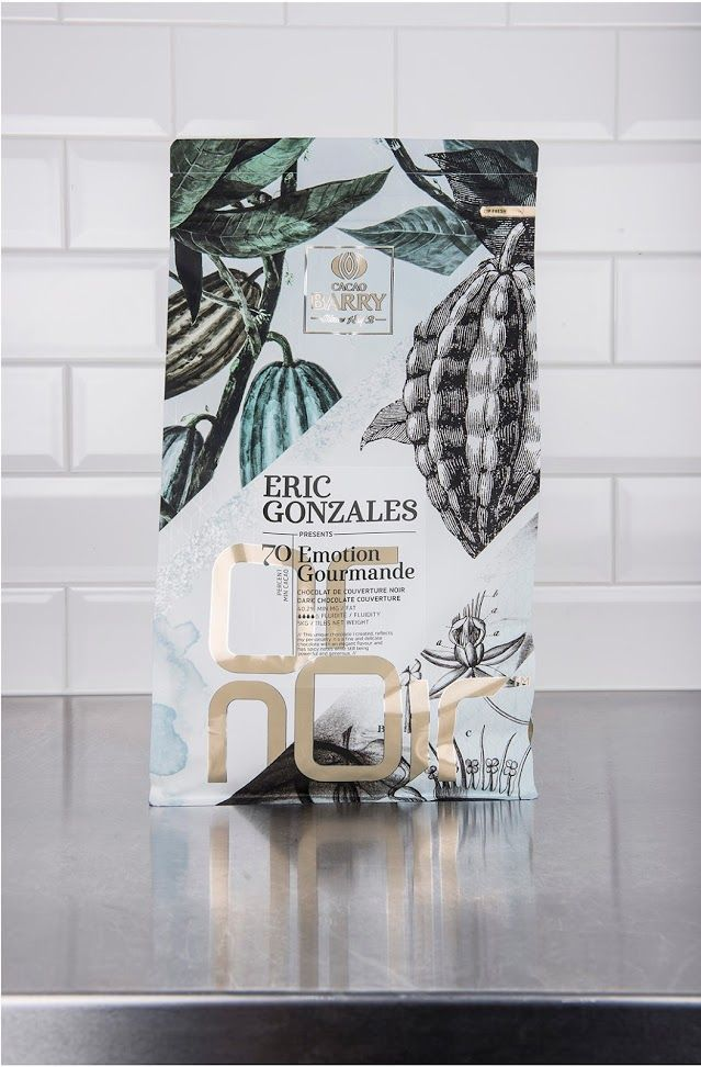 Cacao Barry on Packaging of the World - Creative Package Design Gallery