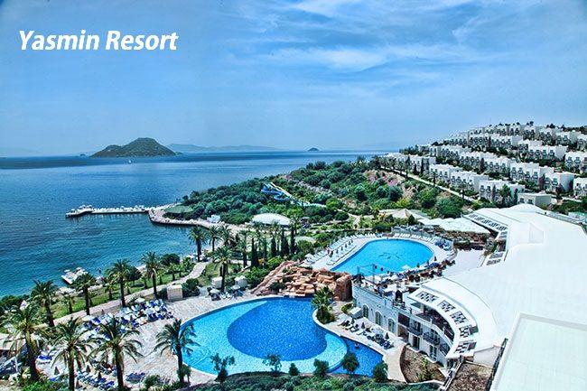 Yasmin Resort  #mugla , #bodrum  Bodrum Turgutreis Kadıkalesi Mevkiinde Bulunan Tesis, Turgutreis'e 5 Km, Bodrum'a 20 Km, Havaalanına 50 Km Mesafede Olup, Denize Sıfırdır. #Anitur fırsatları için bağlantıyı takip edin.!