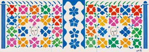 Henri Matisse (1869 -1964) Large Composition with Masks, 1953  Digital Image: © National Gallery of Art, Washington. Ailsa Mellon Bruce Fund 1973.17.1Digital Image: © National Gallery of Art, WashingtonArtwork: © Succession Henri Matisse/ DACS 2014
