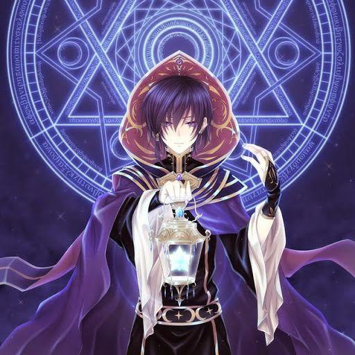 Anime Magician Boy In 2019 Anime Wizard Magical Boy
