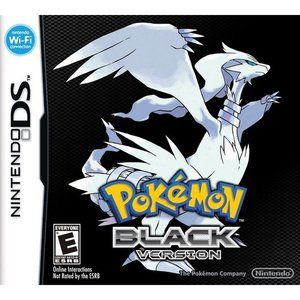 Pokemon Black Version - Nintendo DS Game Includes original Nintendo DS game cartridge and may include case and manual. All Nintendo DS games play on the Nintendo DS, DS Lite, and 3DS systems. All DK's