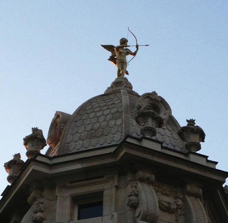 Cupidon à Paris / Cupid in Paris