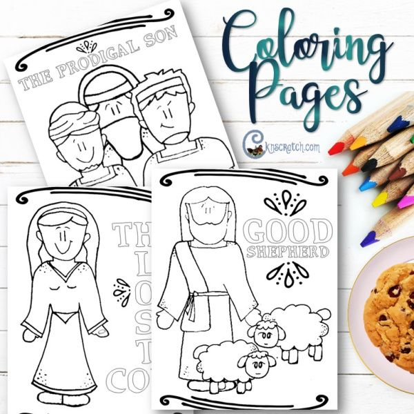 New Testament Spot It Bible School Crafts Lds Coloring Pages