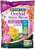 Sun Bulb Company 8305 Better Gro Orchid Plus Bloom Booster Fertilizer 16-Ounce