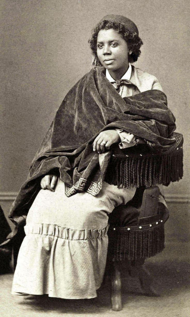 Mary Edmonia Lewis (ca. July 4, 1845 – ca. 1911) was the first African American and Native American woman to gain fame and recognition as a sculptor in the international fine arts world. She was of African American, Haitian and Ojibwe descent.