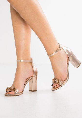 Chaussures ALDO IZABELA - Sandales à talons hauts - bone doré  79,95 € chez  Zalando (au 23 03 18). Livraison et retours gratuits et service client  gratuit ... 470d77f69172