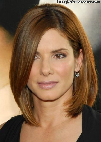 shoulder length hair styles - Bing Images