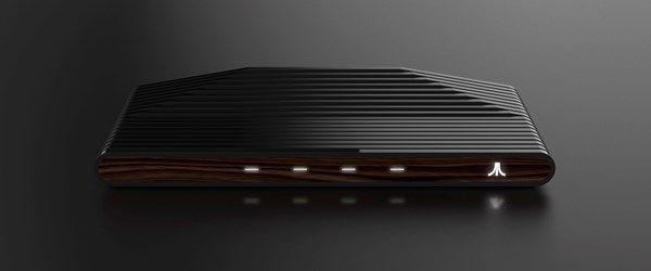 Atari yeni oyun konsoluAtaribox'ıgörücüye çıkardı