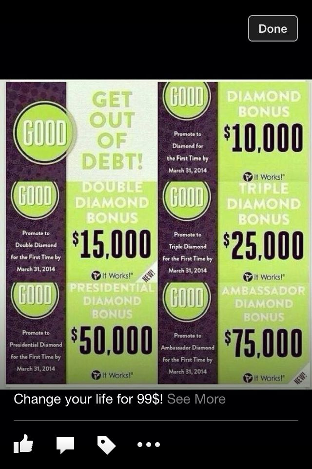 Life changing!! www.workyourwrap.com