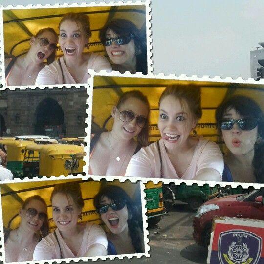 Crazy Tuk Tuk moments