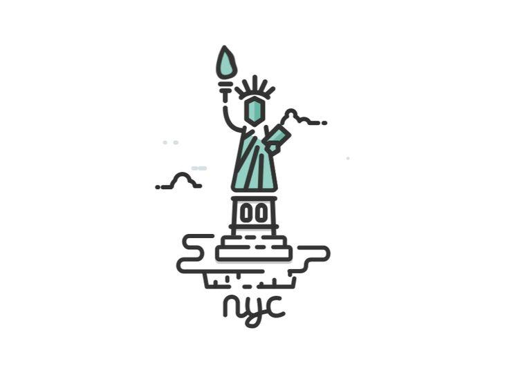Animated Illustrations Bring U.S. Cities To Life   iGNANT.de