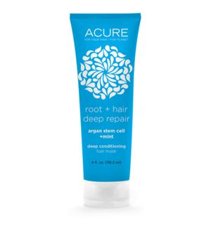 ACURE ROOT HAIR AND HAIR DEEP REPAIR MASK $29.95 - Deeply nourishing hair conditioning treatment to restore moisture, shine and strength!