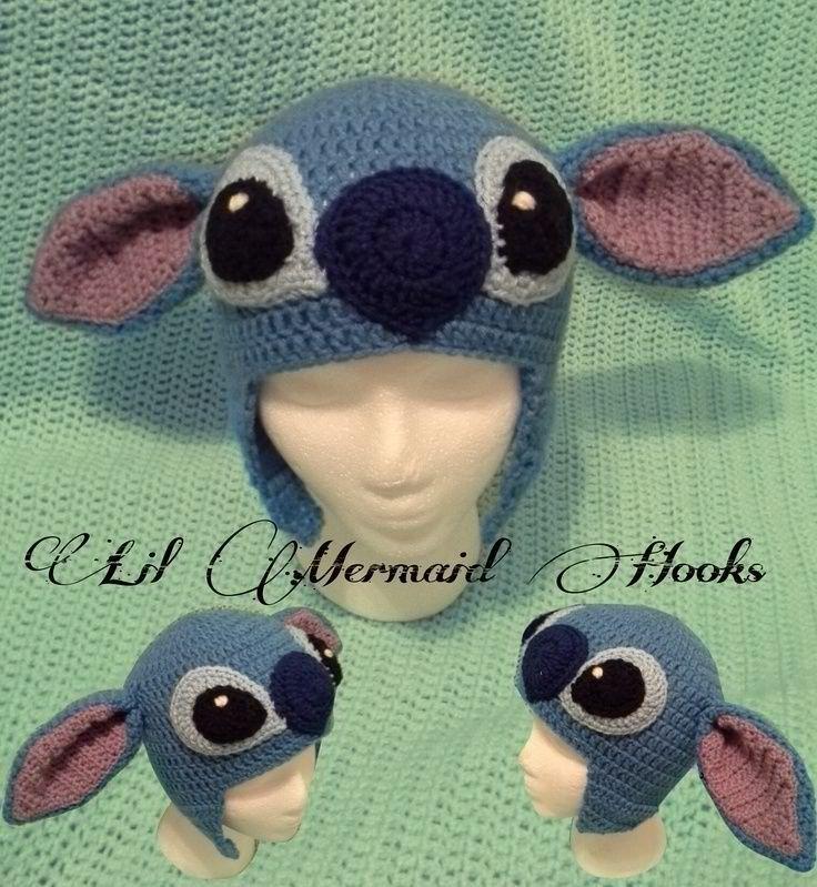 Stitch Beanie Crochet