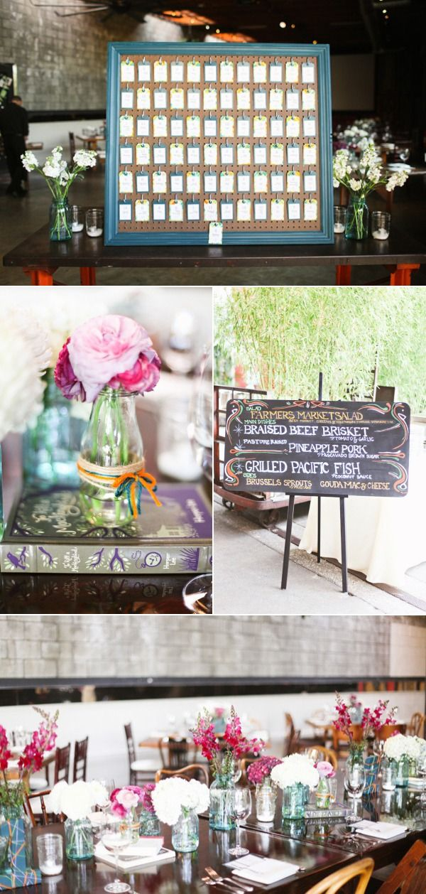 Smog Shoppe Wedding by Adrienne Gunde | The Wedding Story