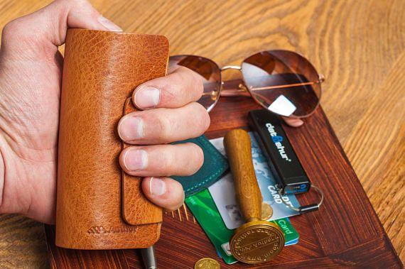 Кожа ключ сумка кожа ключ кожаный чехол ключ брелок