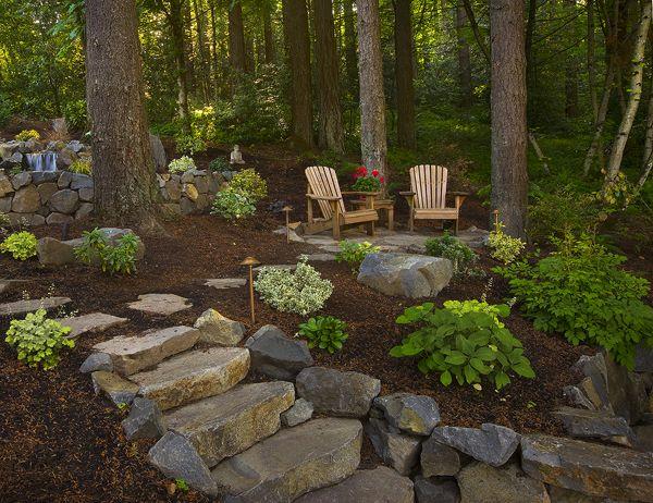 Enchanted Garden: Enchanted Gardens - Love The Stairs …