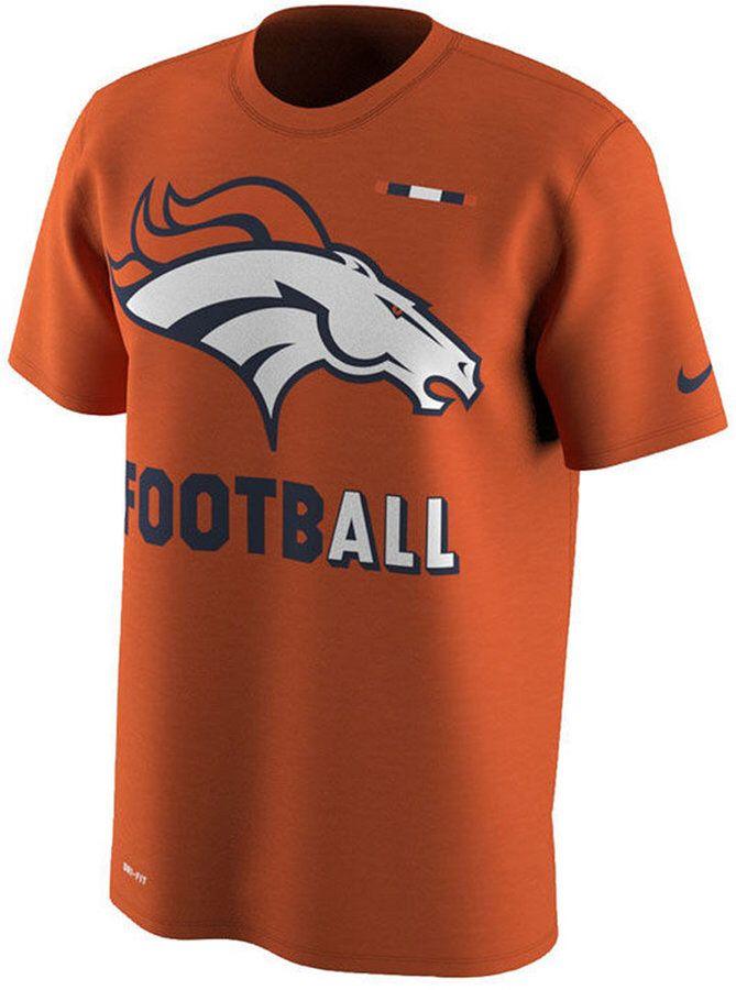 Nike Men s Denver Broncos Legend Football T-Shirt  5db2456e2