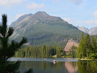 #BudgetTravel High Tatras