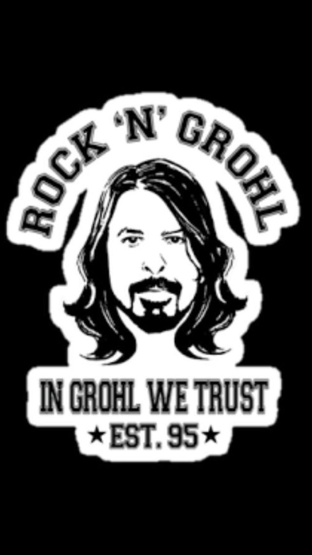 117 best Foo Fighters images on Pinterest | Foo fighters dave ...