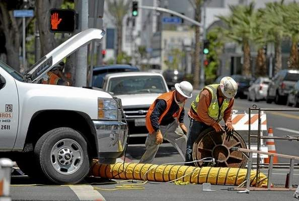 What's exploding underground? Long Beach residents want answers about power outages