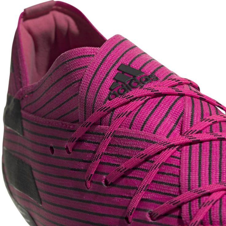 Adidas nemeziz 191 fg m f34407 football shoes pink pink