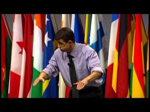 """With a humorous speech titled """"Changed by a Tire,"""" Presiyan Vasilev, a 30-year-old sales professional from Chicago, Illinois, won the Toastmasters World Championship of Public Speaking on Saturday, Aug. 24."""
