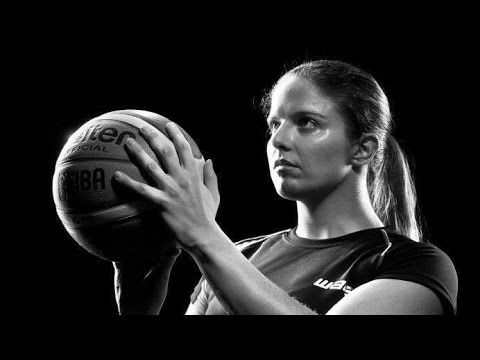 Champions. They're among us. This video celebrates the inspirational story of Clare Nott; Australian wheelchair basketball superstar and all-round champion. ...