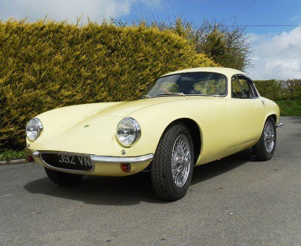 1961 lotus elite series ii type 14 56000 58000