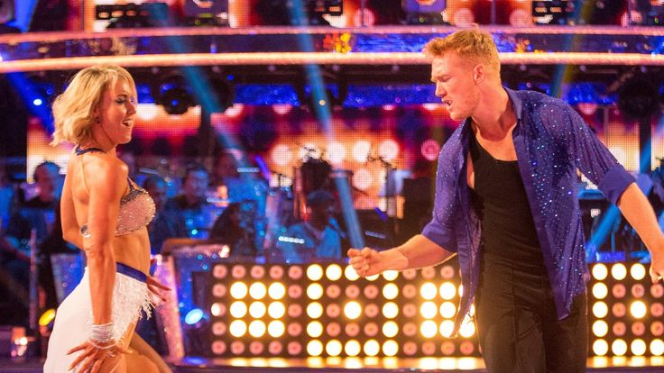 Greg Rutherford & Natalie Lowe Jive to 'Get Ready' - Strictly Come Danci...