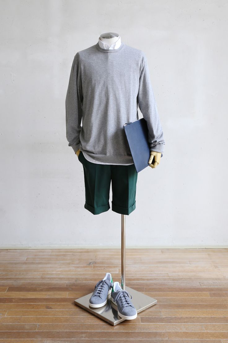 Suggestion of The Men's 2015 Summer STYLE