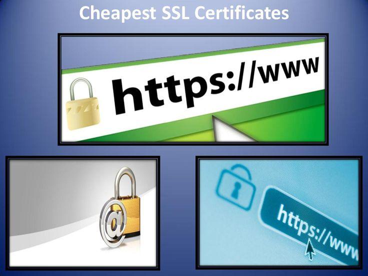 cheap certificate certificates