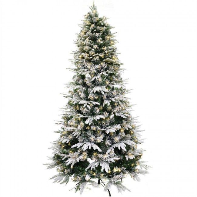 Premier 50cm Decorative Artificial Xmas Wreath Snow Tipped Berries Pine Cones