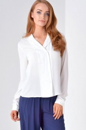 Marni Double Breasted Shirt in White