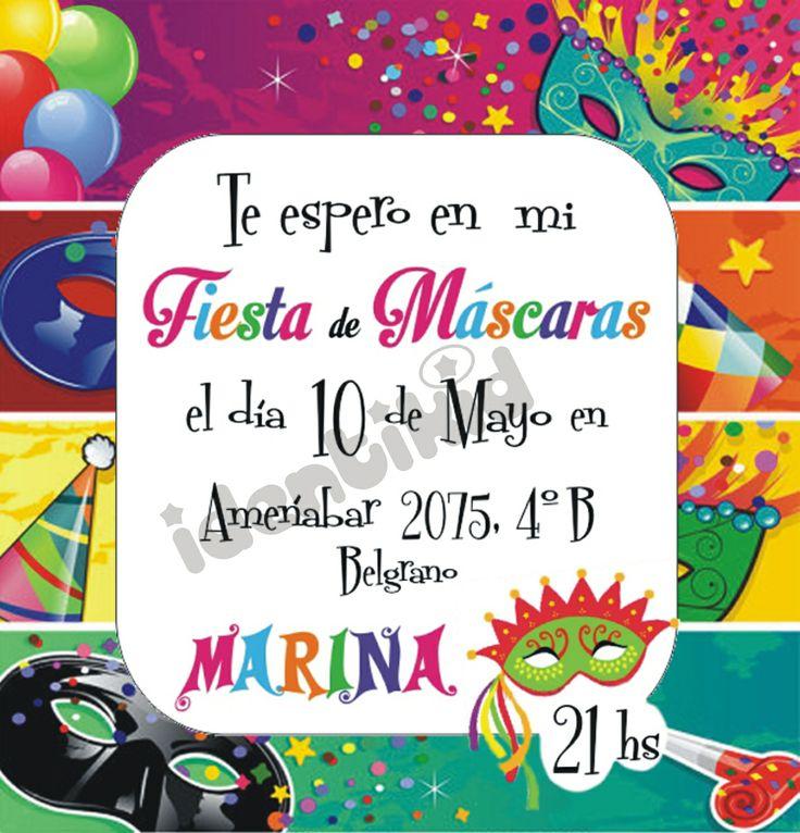 IDENTIKID, Banderines, Cartel de Bienvenida, Emboltorios para golosinas, invitación. www.facebook.com/identikid