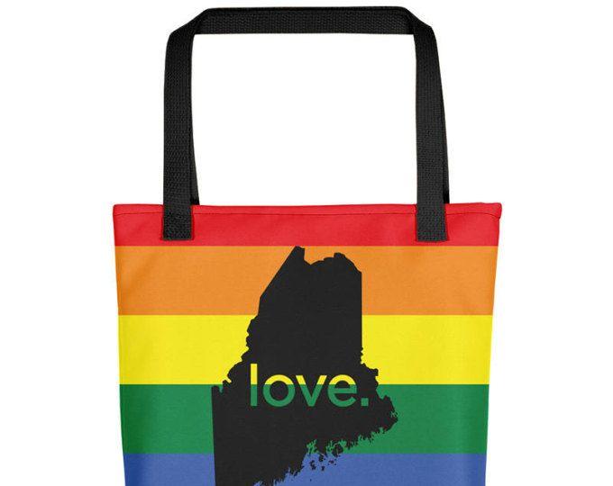Tote Bag - Love the world tote by VIDA VIDA t5ZloN1f9