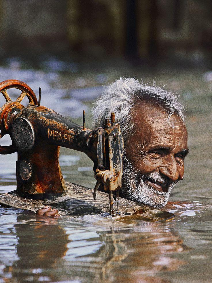 The World through His Lens: Steve McCurry Photographs