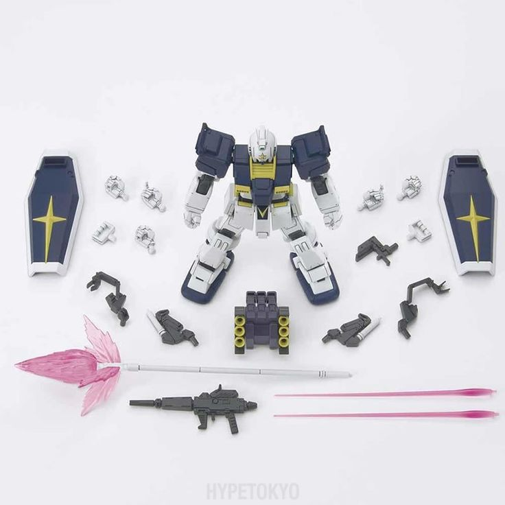 Mobile Suit Gundam Thunderbolt High Grade 1/144 Plastic Model : Gundam Ground Type S (Gundam Thunderbolt)