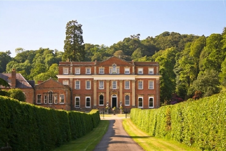 The Mansion At Crowcombe